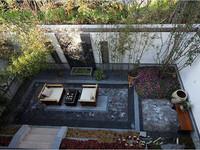 英仕公馆法式下叠 一式三层 带花园50平 送5.6米下沉式庭院 酒庄窖藏