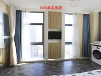 城南核心繁华公寓恒昌广场,准现房出售,总价低好出租