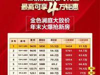 轻轨站旁 南谯核心地段 双12,一口价限时特惠 最高优惠4万