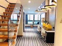 科创华侨城,4.8米挑高LOFT,买一层送一层,城南集中办公区域,上下可分开出租