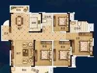 出售北京城建 金城华府4室2厅2卫130平米112.8万住宅