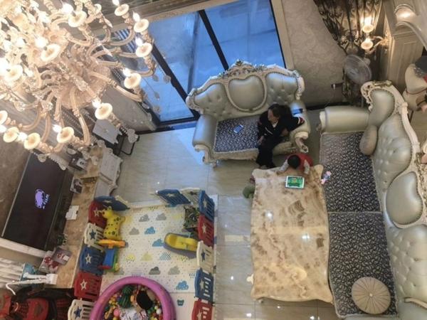 浩然国际 独栋别墅 99广场旁 龙蟠河 精装全配拎包入住 家主急售 六中学区