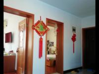 山水人家旁边长乐小区2室2厅1卫90平米1500元/月住宅拎包入住