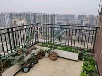 恒大绿洲顶楼复式 精装修 边户 无税 政府周边 环境好 物业好 看房方便