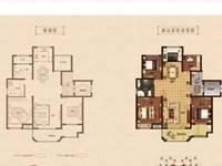 出售北京城建 珑熙庄园3室2厅1卫116.8平米118万洋房