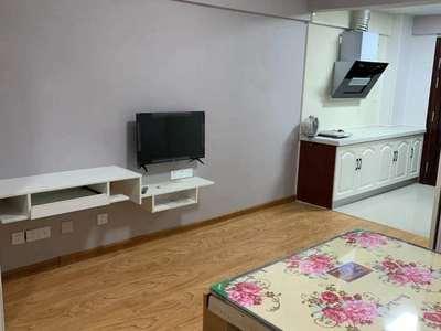 出租胜锦尚城国际 微信同号 1室1厅1米1200元/月住宅