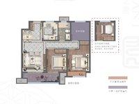 出售时光风华3室2厅1卫90平米79万住宅