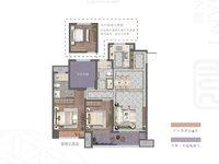出售时光风华3室2厅2卫107平米95万住宅