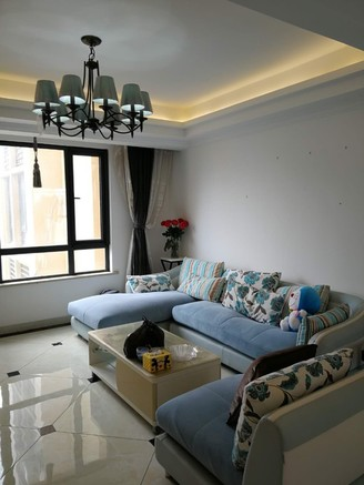 阳光地中海3室2厅2卫130平米112.8万精装好房