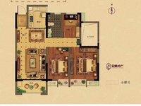 金鹏爱丽舍宫、发能国际、清风明月附近 新毛坯、四室两厅、证件齐全无税、有钥匙