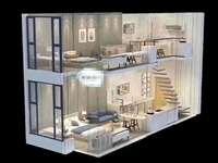 买一套送一套,星荟城2室2厅2卫90平米26万住宅