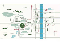 碧桂园十里春风 双洪生态公园 南谯区政府对面 轻轨站口
