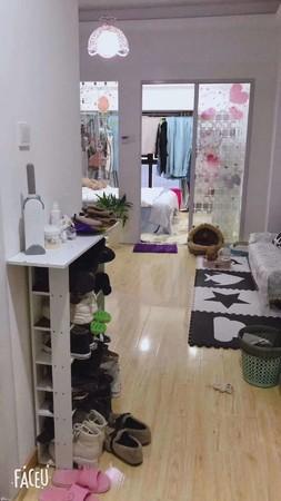 市中心,乐彩城公寓49平方精装39.8万拎包入住