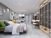 中垦流通国际公寓 4.8米挑高公寓 买1房得两房 总价低 通燃气民用水电农贸市场