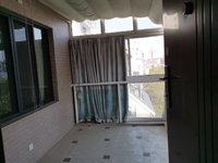 裕坤丽晶城 叠墅 上叠 3,4层 带露台 地暖暖片全覆盖 三个阳光房 拎包入住