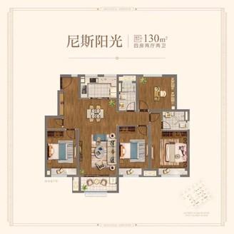 凯迪融创玉兰公馆 高层洋房均价8600