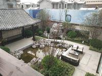 蓝光雍景湾 高铁轻轨口 私家园林 中式合院 院子超大