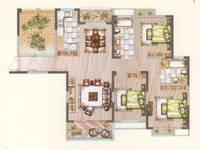 出售高速东方天地4室2厅2卫145平米94万住宅
