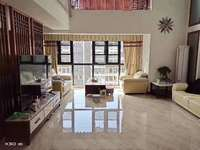 真实房源 国际城 顶楼复式 豪华装修全配 总高11层 楼上面积143平 带露台