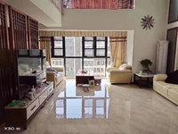 发能国际城复式 210平空中别墅 精装全配出售 露台全赠送