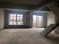 珑玺台顶楼叠墅 赠送40平方 赠送露台 三个房间都朝南