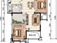 鼎盛鑫城3室2厅1卫89加10平方毛坯黄金楼层