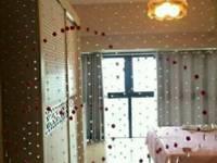 237乐彩城26楼 45平米精装全配公寓 1200元