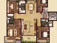 珑熙庄园洋房 三室两厅两卫 边户 有房产证 无尾款有税自带供暖 送15平