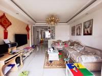 市中心 滨湖小区 豪装婚房 3室2厅1卫送储藏室128平米96.8万住宅