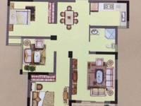 出售立业小区3室2厅1卫105平米72.8万住宅