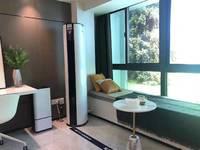 康佳科创云谷公寓,4.8米挑高,民用水电,通燃气