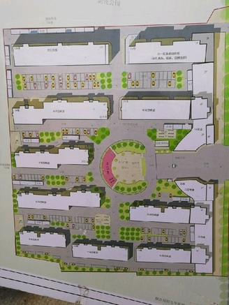 清流丽景 6层 1楼 架空 103平米 2室 75万 简装 有图 市中心