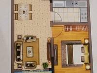 出售碧桂园城市花园2室2厅1卫61平米40万住宅