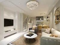 .高铁旁4.8米挑高loft公寓上下二层 2套房1套的价格