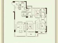 高档小区,精品三房!祥生 东方樾3室2厅2卫118平米108万住宅