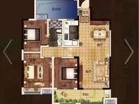 珑熙庄园 三室两厅 有证 毛坯 学区永乐 东坡中学 看房方便