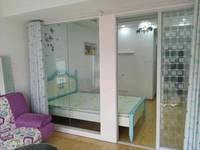 出租乐彩城1室1厅1卫50平米1400元/月住宅