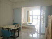 东坡中学旁,锦程公馆公寓,精装全配拎包入住,一天未住,家主急用钱周转做生意,急售