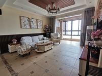 龙蟠河旁玫瑰郡4室2,豪装,南北通透,中间楼层,环境优美