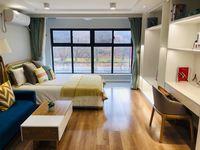 朝南特价房源高铁站对面星荟城购一层送一层复式公寓