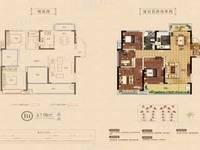 珑熙庄园3室2厅1卫120平米 有证可按揭