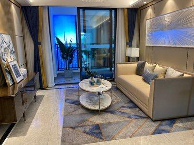 高铁站 出售雅居乐御宾府3室2厅2卫98平米48万住宅