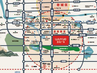 新城吾悦广场 高层 洋房 明湖奥体中心旁 城南核心板块品质住宅