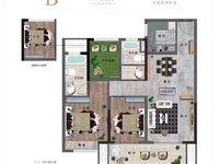出售凯迪 铂悦府3室2厅1卫108平米87万住宅