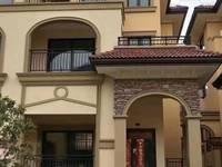 祥生艺境山城5室3厅5卫246平米住宅 60平院子