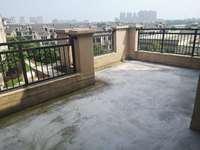 高速公园一号精致洋房 顶层送大露台 旁边南谯区政府和内双公园 准现房