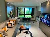 户型挑高 产证45使用面积90 上下两层双层公寓 双租双收 渠道可申请优惠买房