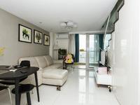 城南核心地段港汇吾悦广场旁2室精装好住房配套齐全