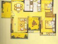城南 发能国际城 114平赠送10平 正规三室加送入户花园 毛坯 边户 无税
