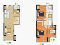 出售君安 阳光都市4室2厅2卫125平米92.8万住宅